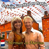 Herman en Marina – Oranje, Voetbal en Franje