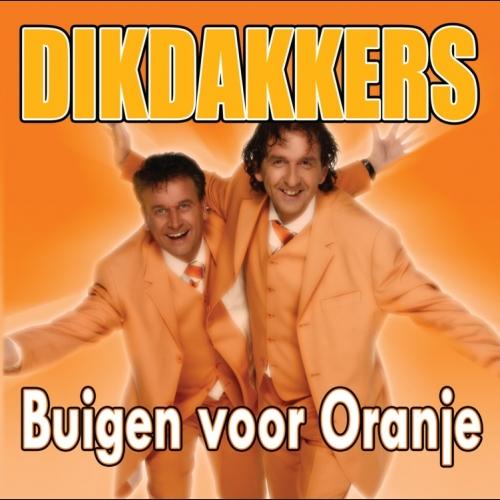 De Dikdakkers – Buigen voor Oranje
