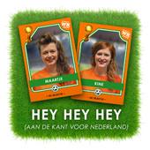 Maartje & Kine – Hey Hey Hey